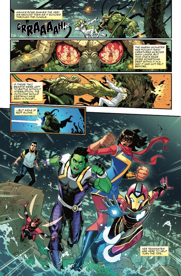 Marvel Preview: Champions #23