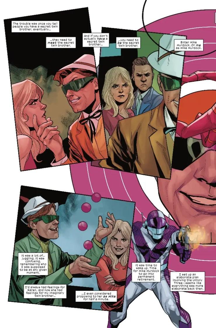 Marvel Preview: Daredevil #607