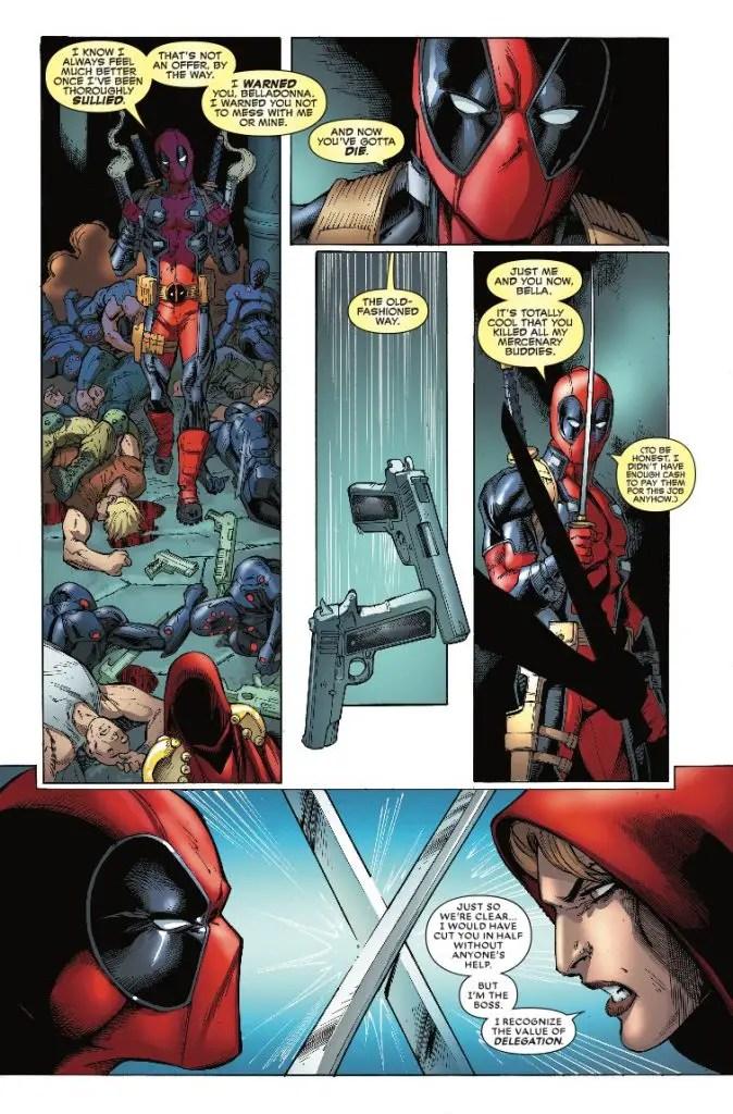 Marvel Preview: Deadpool: Assassin #5