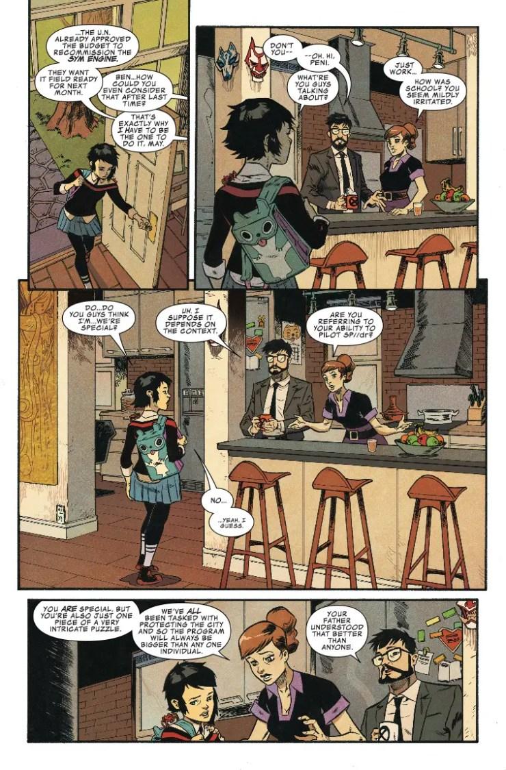 Marvel Preview: Edge of Spider-Geddon #2