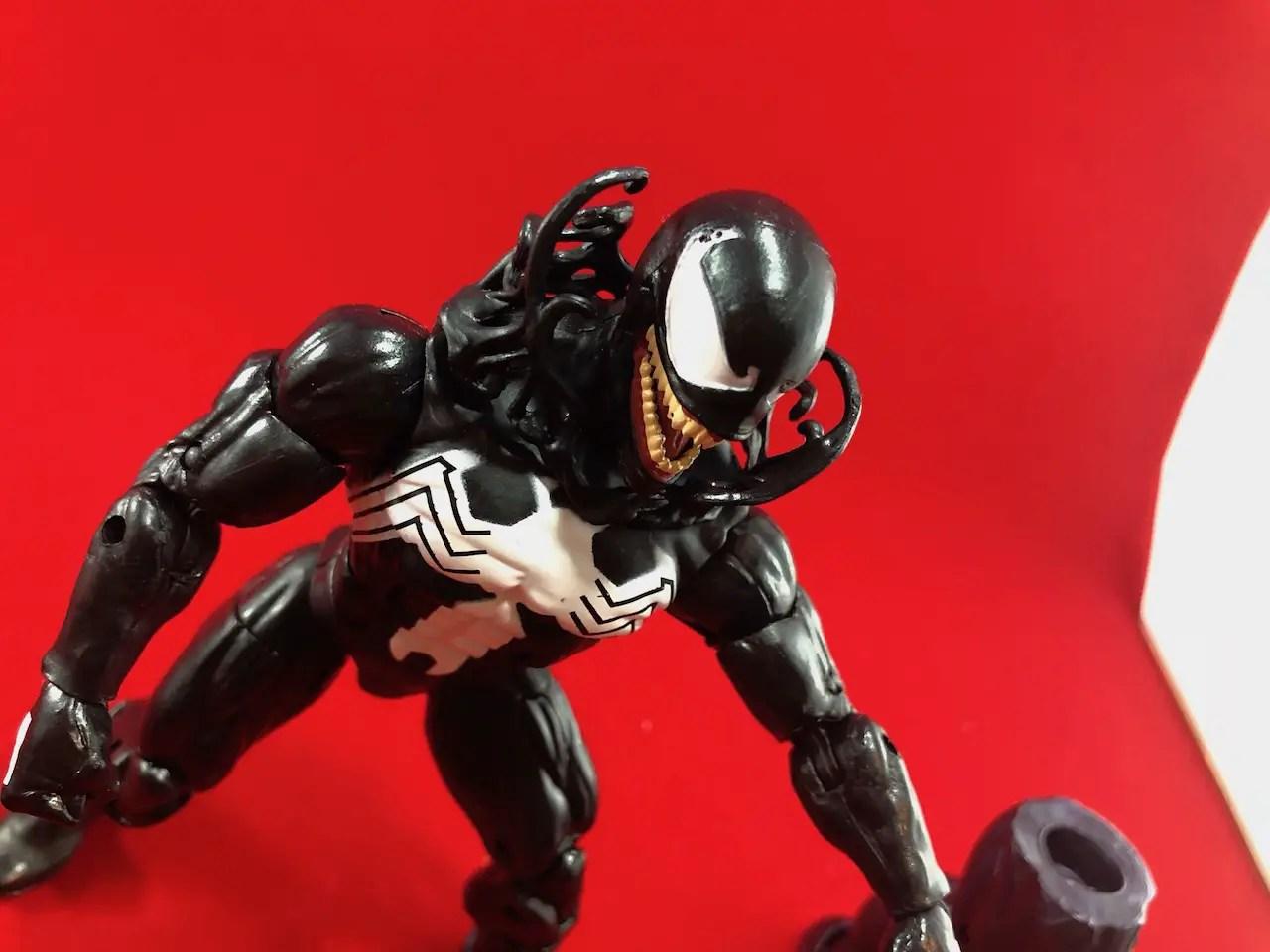 Marvel Legends Venom (Monster Venom wave) unboxing/review