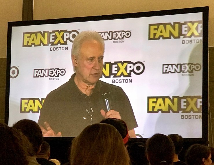 FAN EXPO Boston 2018: Star Trek: The Next Generation's Brent Spiner weighs in on CBS All Access's upcoming Captain Picard series