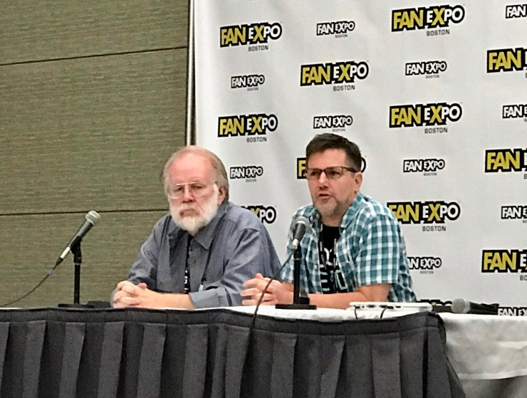 FAN EXPO Boston 2018: Writer/Artist John Byrne discusses X-Men: Elsewhen and how Chris Claremont changed 'Days of Future Past'