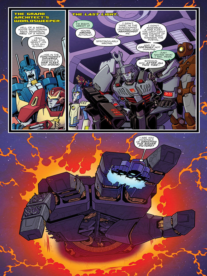 Transformers: Lost Light #22 Review