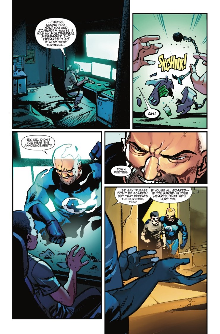 Marvel Two-in-One #9 Review