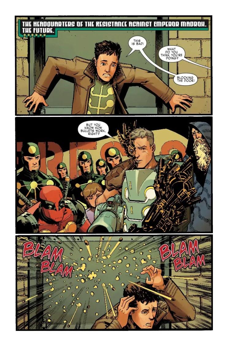 Marvel Preview: Multiple Man #3