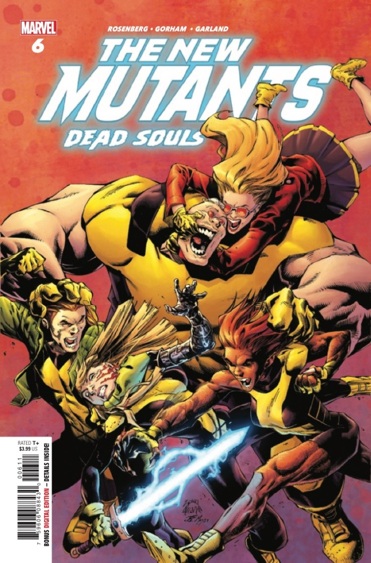 Marvel Preview: The New Mutants: Dead Souls #6