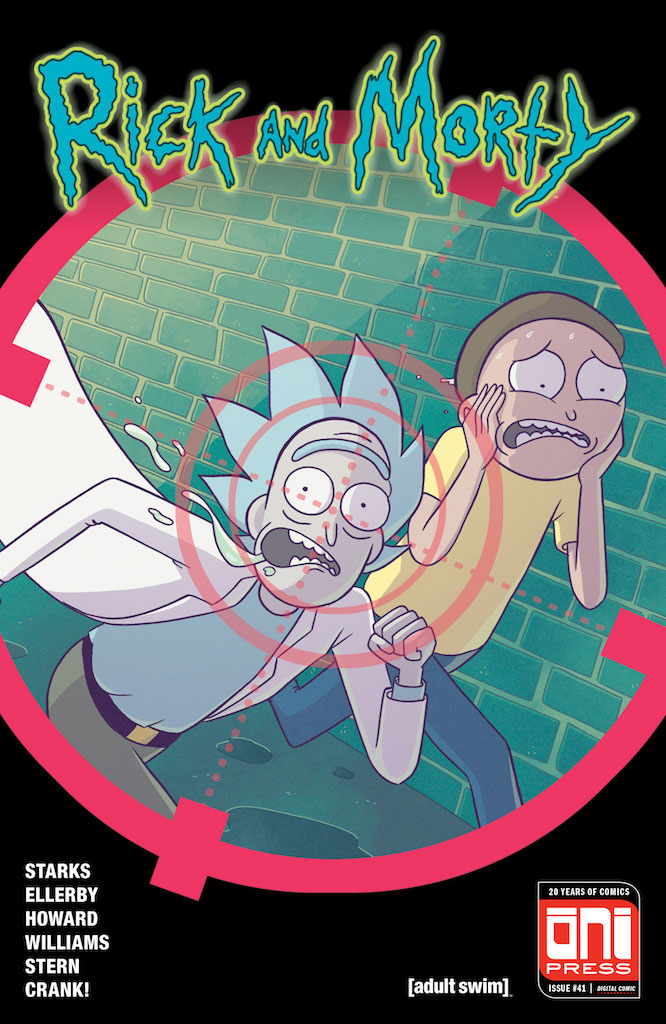 Oni Preview: Rick and Morty #41
