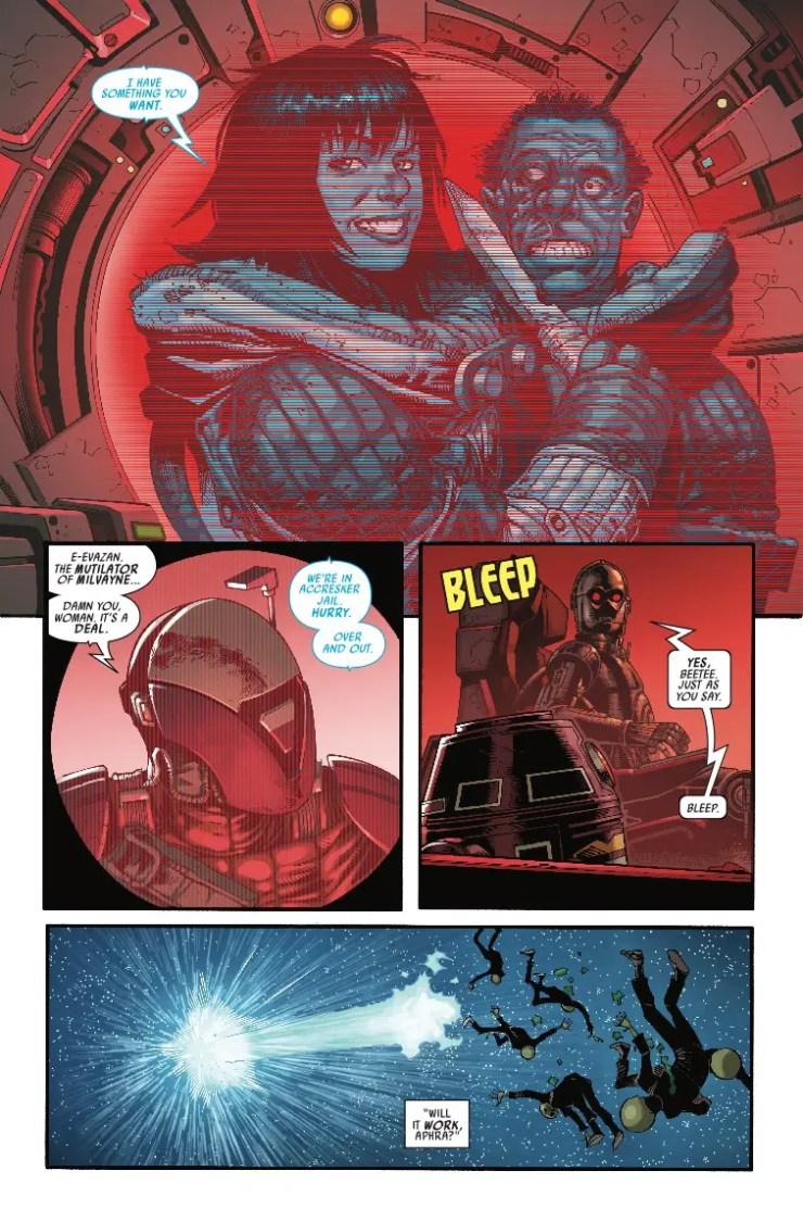 Marvel Preview: Star Wars: Doctor Aphra #23