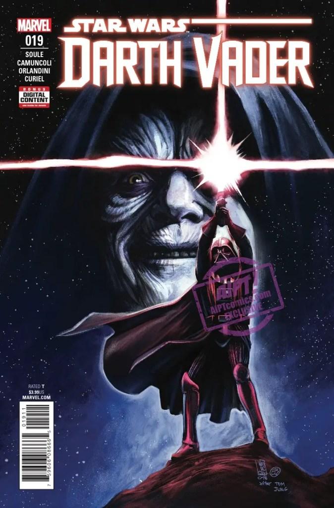 [EXCLUSIVE] Marvel Preview: Star Wars: Darth Vader #19
