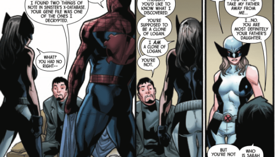 Reality Check: After 'Hunt for Wolverine: Adamantium Agenda' #4, is X-23 a clone or what?