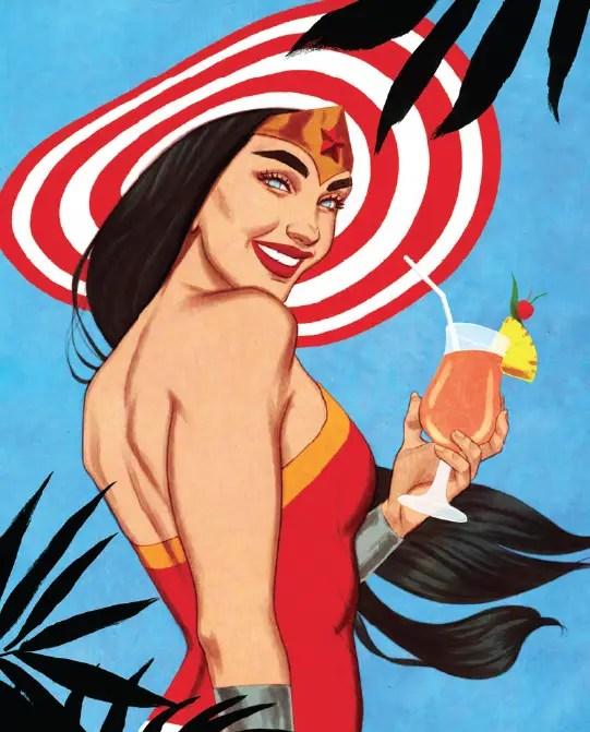 Wonder Woman #53 Review