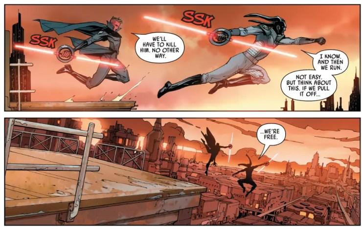 Star Wars: Darth Vader #20 Review