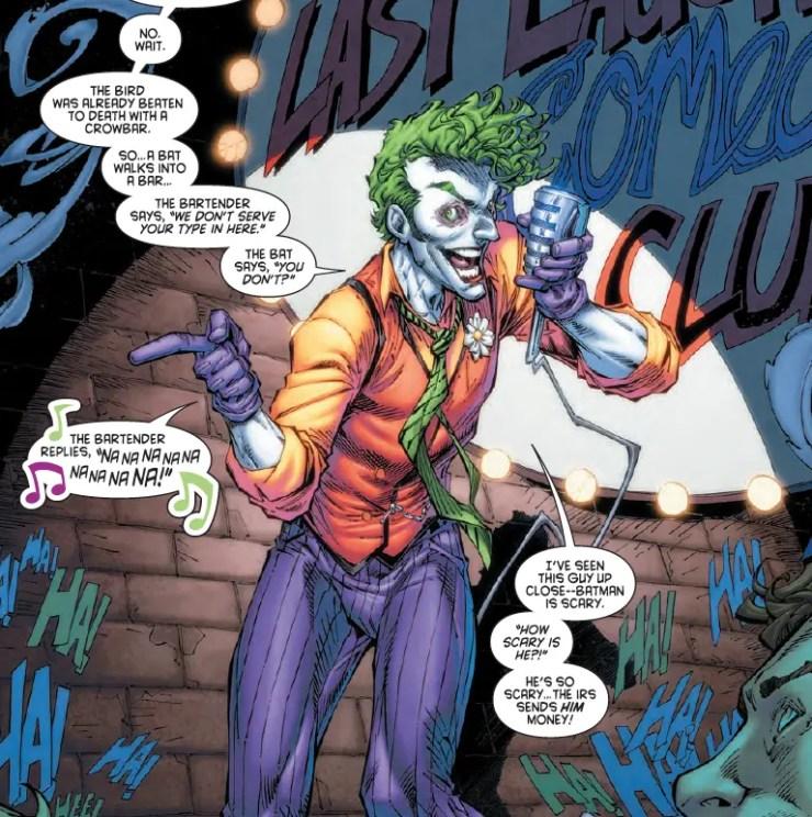 The Joker/Daffy Duck #1 Review