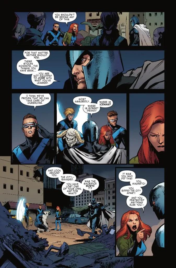 Marvel Preview: X-Men Blue #34