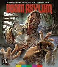 "Trying Too Hard: In attempting to be ""so bad it's good,"" Doom Asylum is neither"
