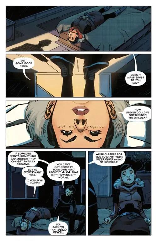 Outpost Zero #2 Review