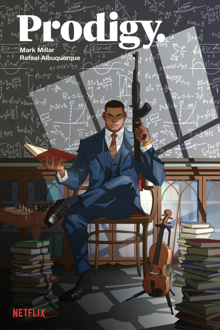 Prodigy #1 review: Precocious player