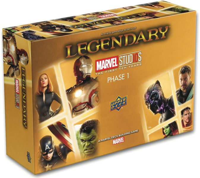 'Legendary: Marvel Studios Phase 1' is here -- for better or worse