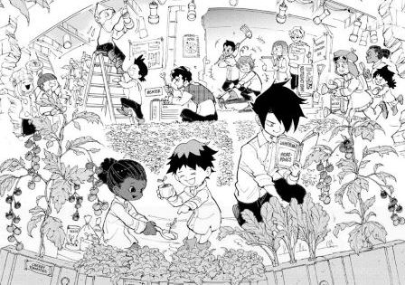 The Promised Neverland Recap - Chapter 99