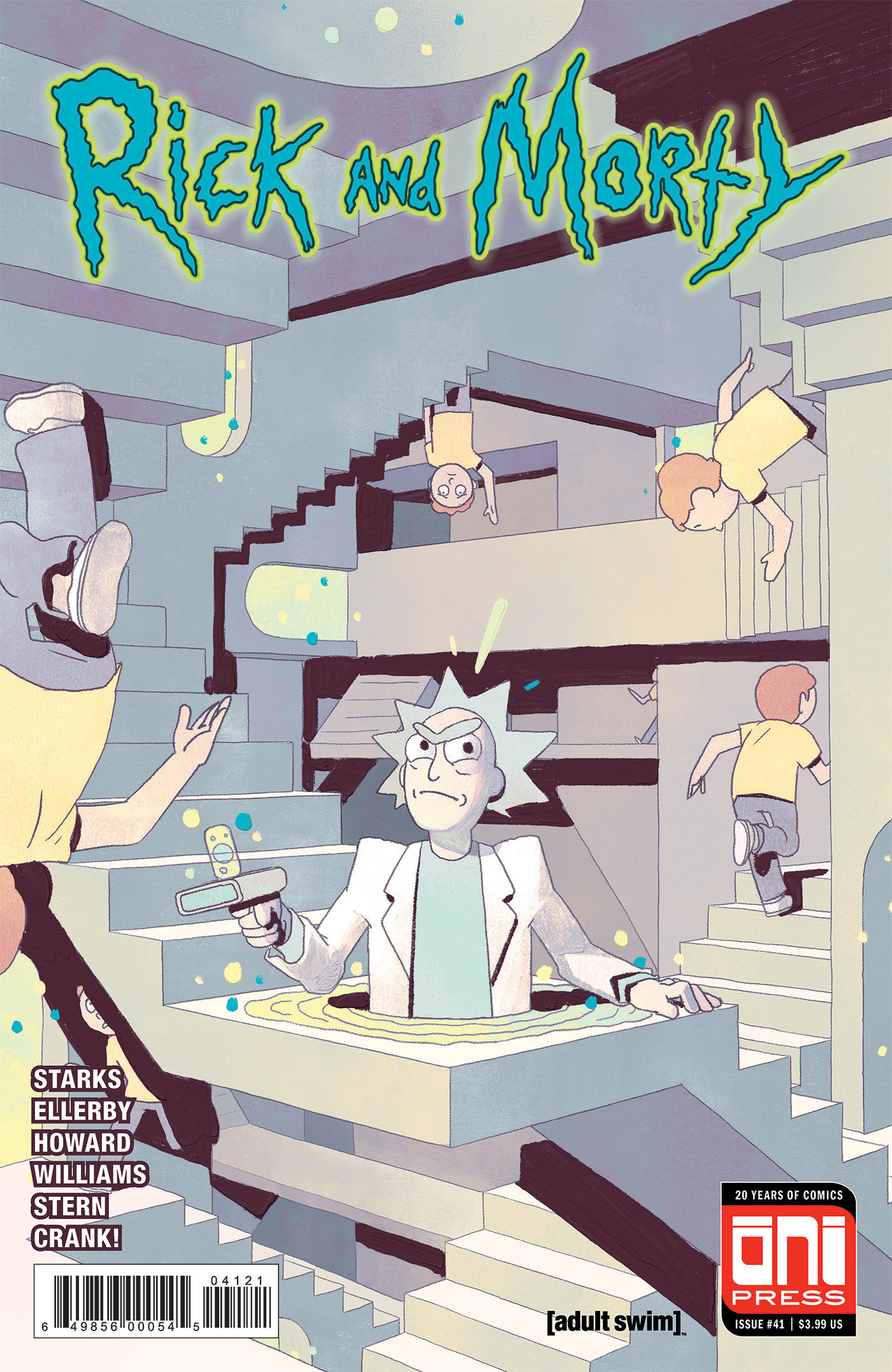 Rick and Morty #41 Review