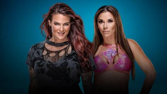 Lita vs. Mickie James announced for WWE Evolution