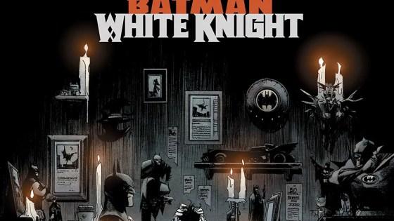 Batman: White Knight TPB Review
