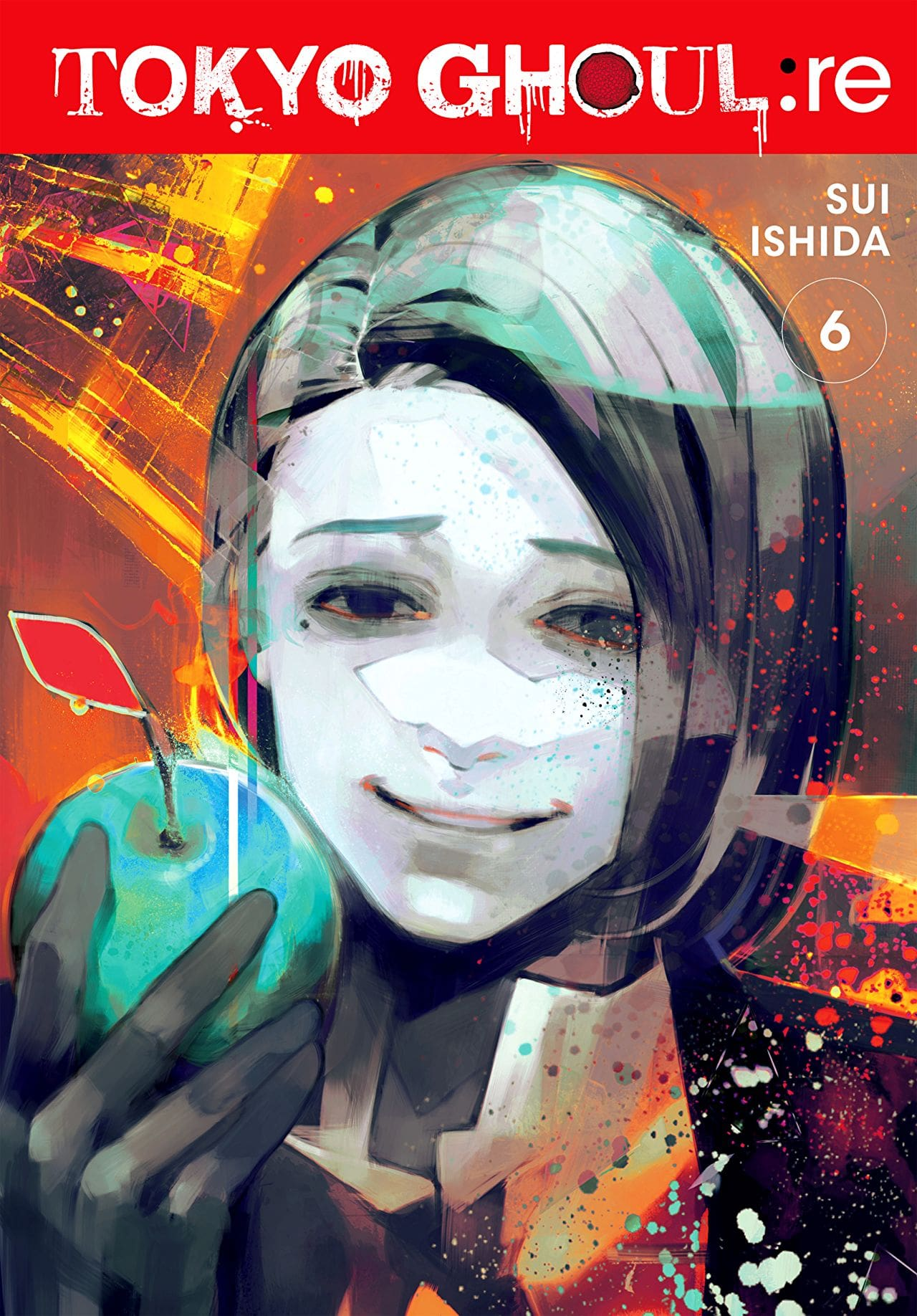 Tokyo Ghoul: re Vol. 6 Review: Dark and twisted fun