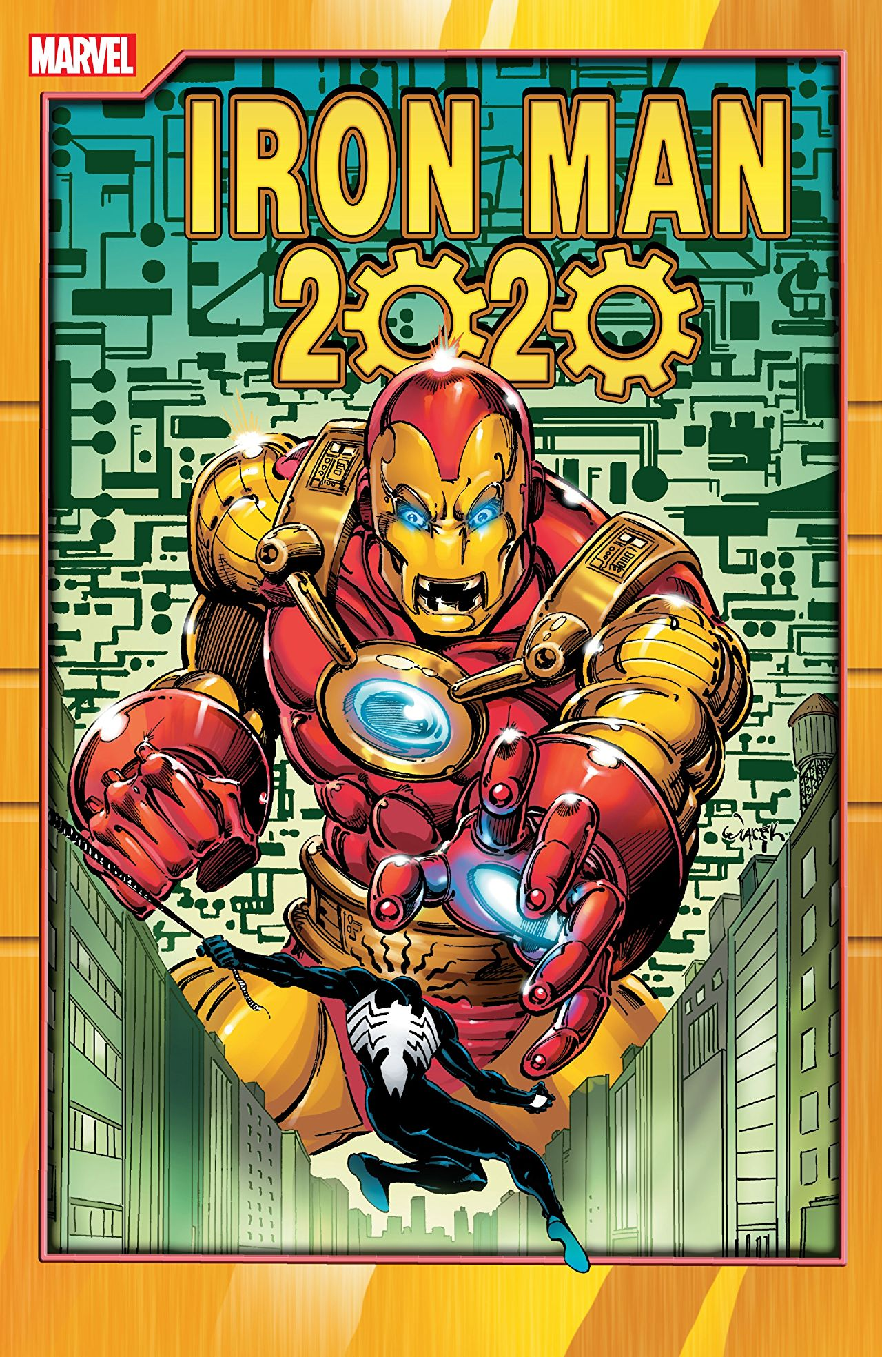 Iron Man 2020 review: The future is here... and it's pretty dull