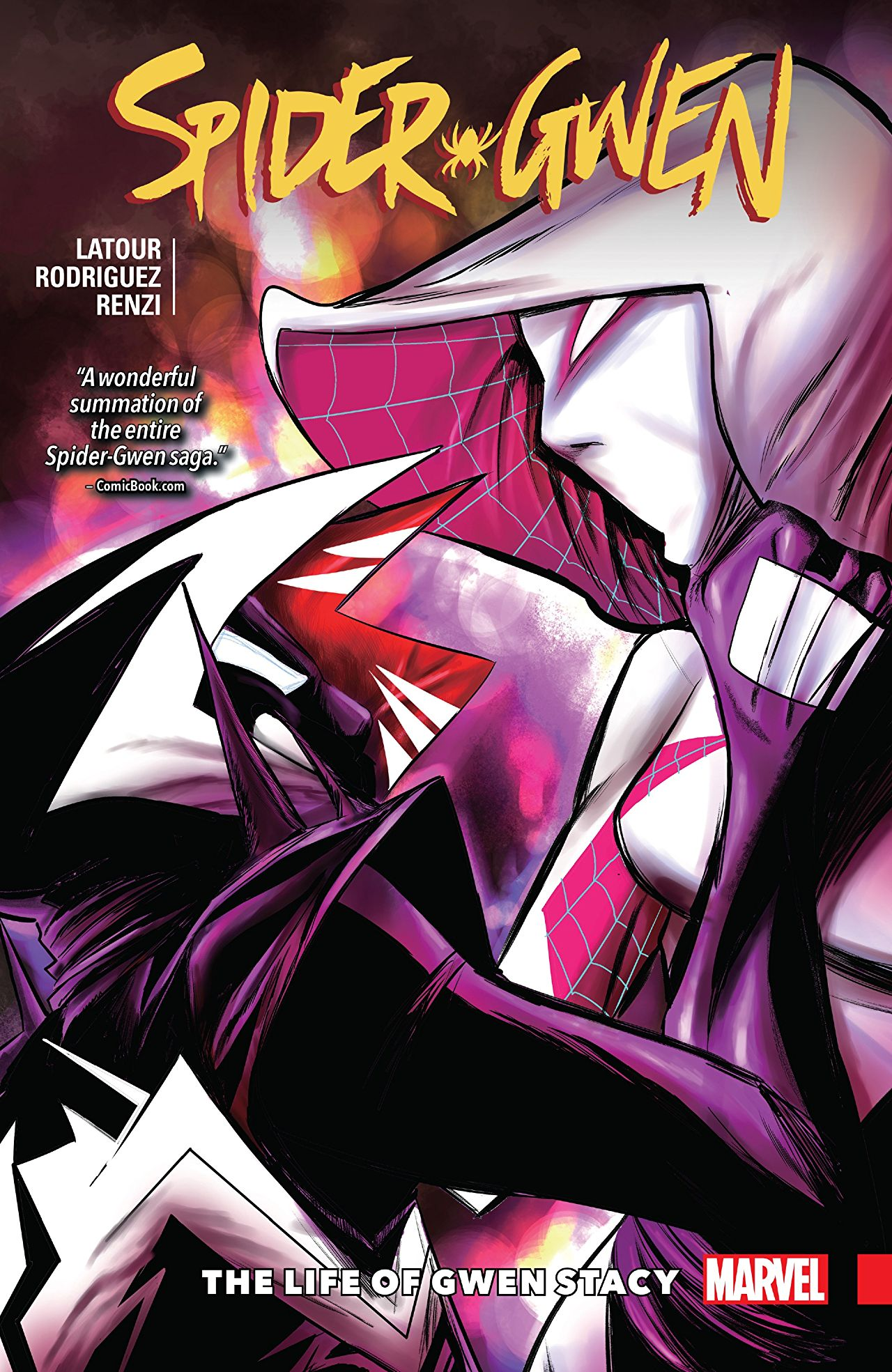 'Spider-Gwen Vol. 6: The Life of Gwen Stacy' puts Gwen at peace with who and what she is