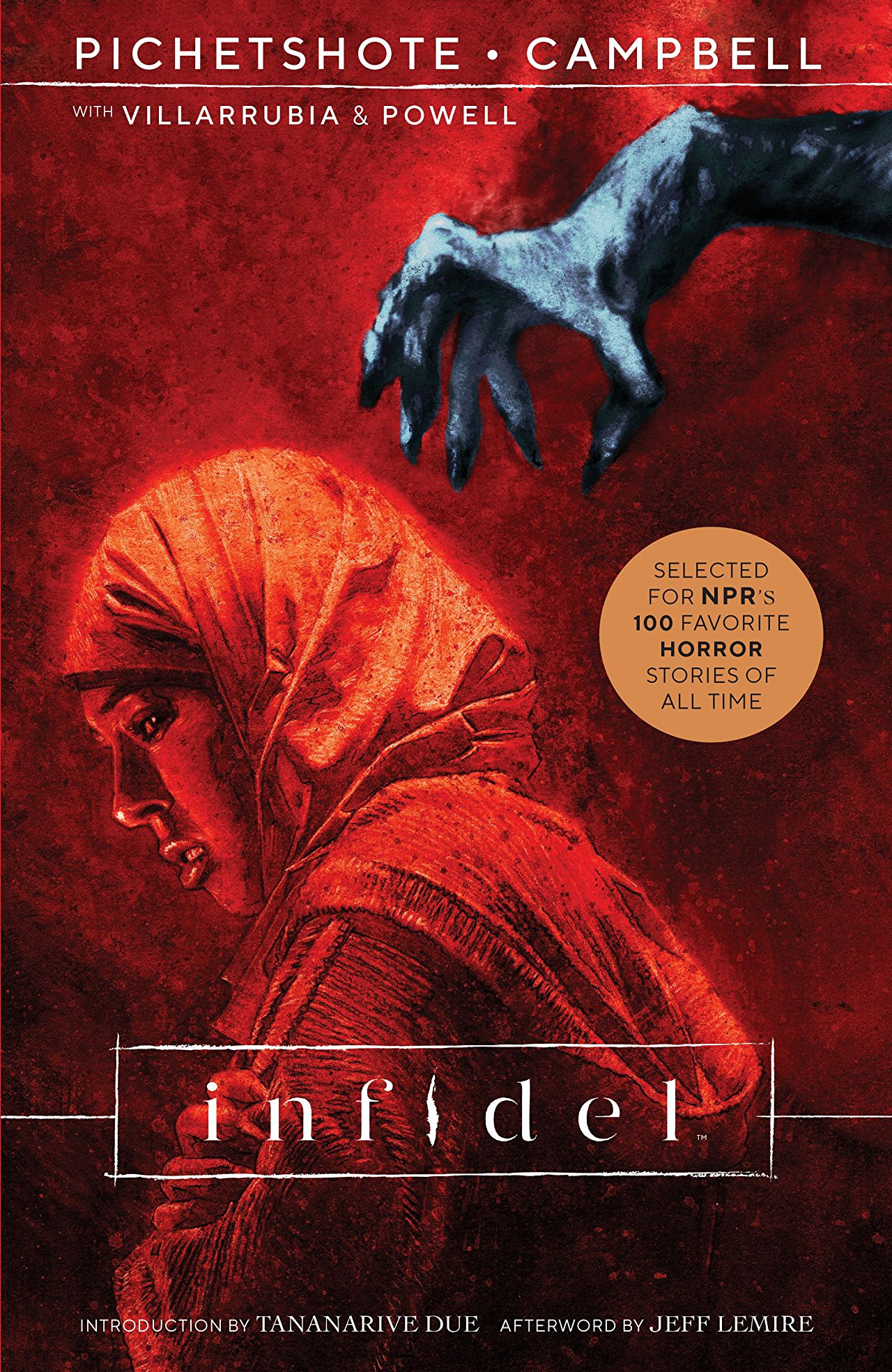 'Infidel' is one of the scariest horror comics ever published