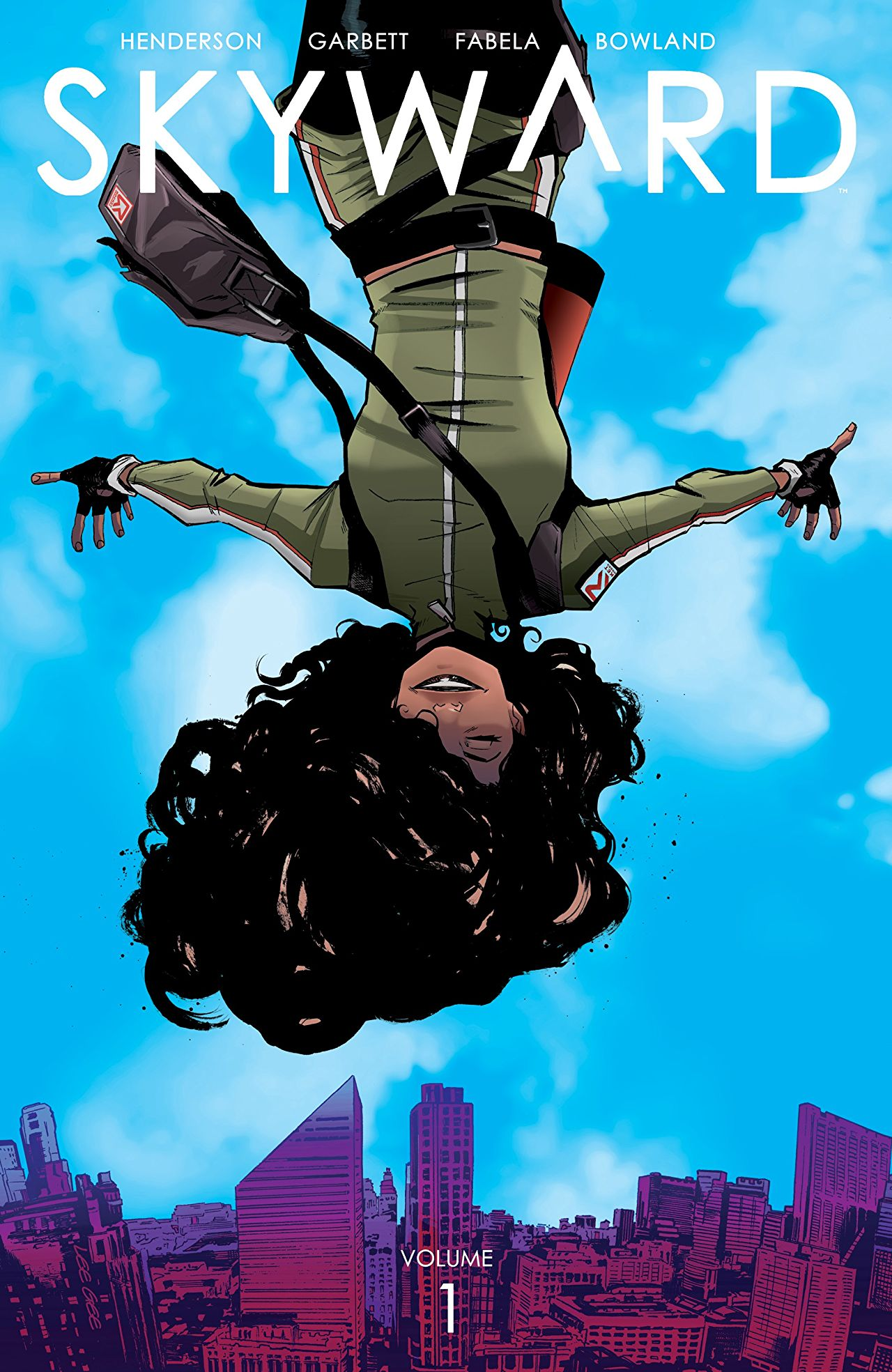 Skyward Vol. 1: My Low-G Life Review