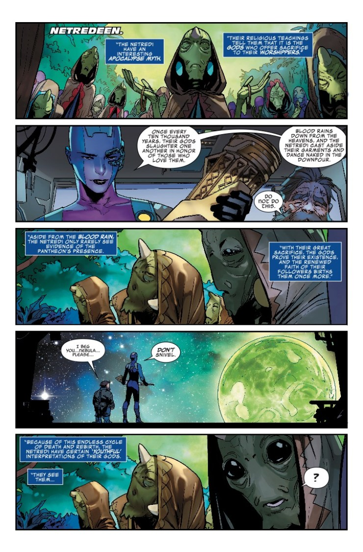 Marvel Preview: Asgardians of the Galaxy #2