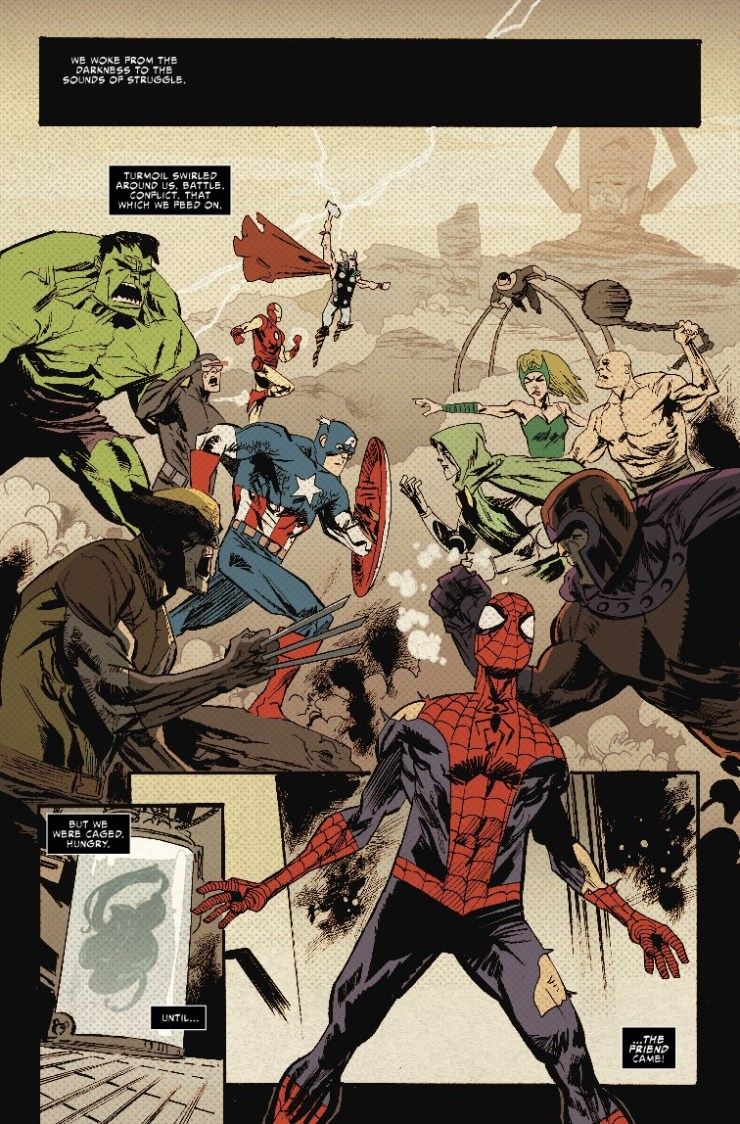 Marvel Preview: Amazing Spider-Man Annual (2018) #1