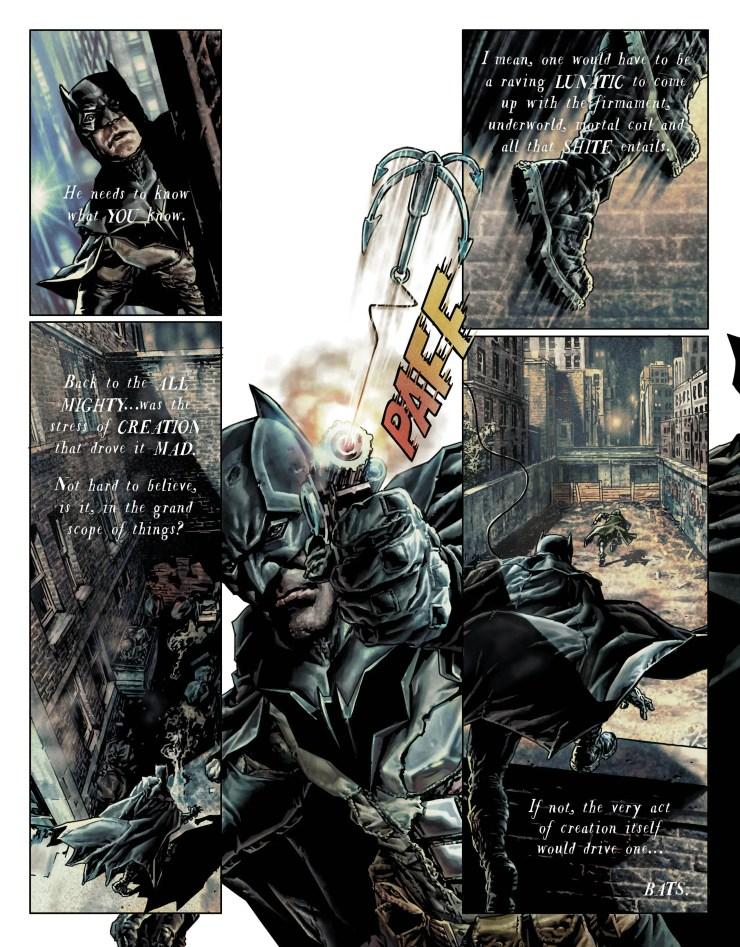 Batman: Damned #1 Review