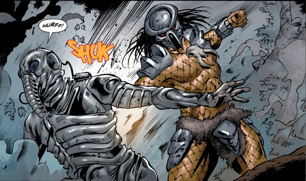 'Aliens vs. Predator: The Complete Life and Death' review