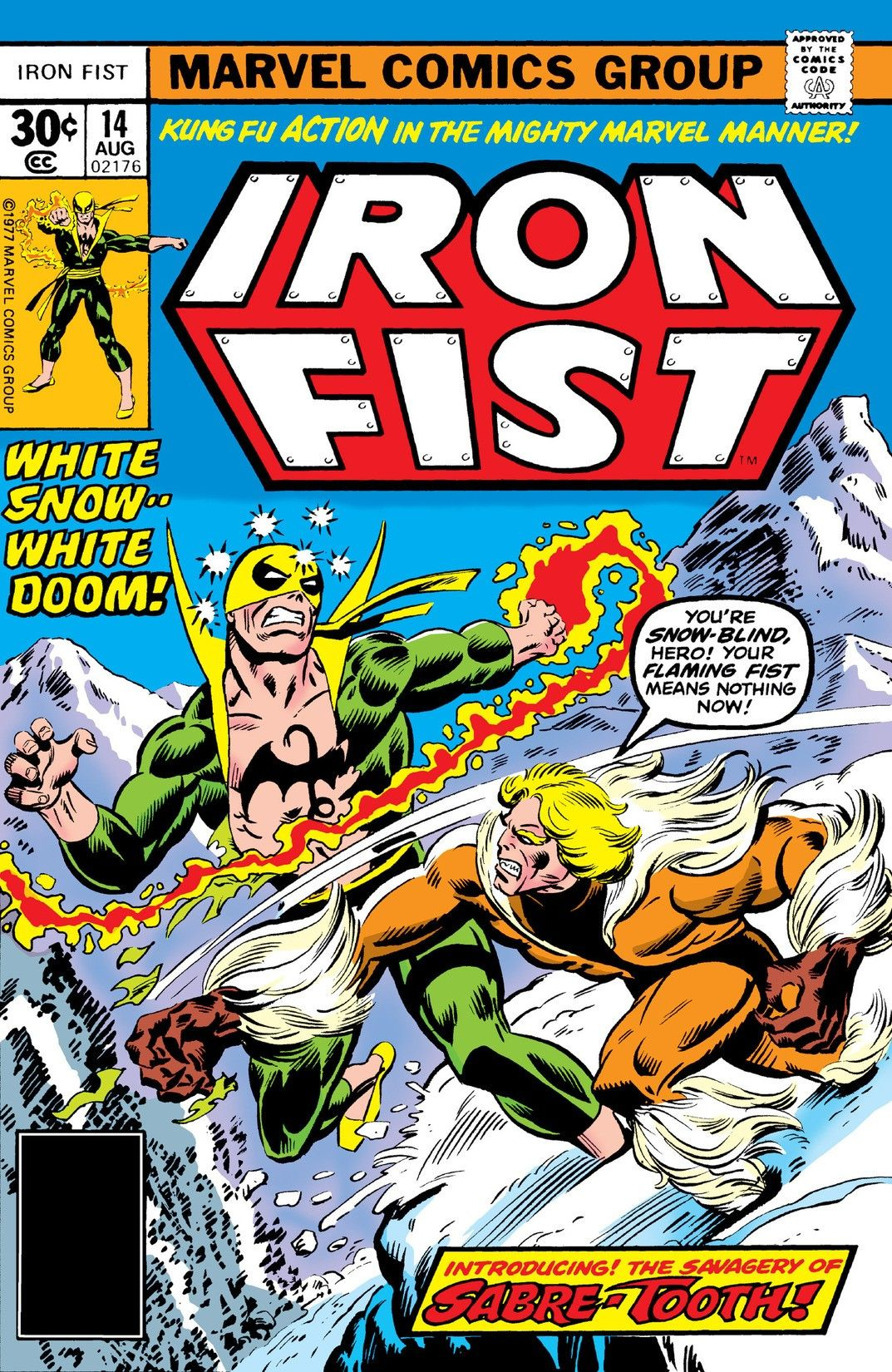 3 Reasons Why: 'Iron Fist Epic Collection: The Fury of Iron Fist' is the perfect Iron Fist starter pack