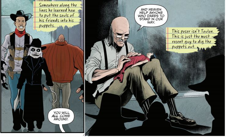 Dollman Kills the Full Moon Universe #2 Review