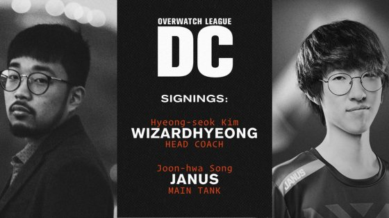 Two former New York Excelsior talents find a new home in Washington, D.C.