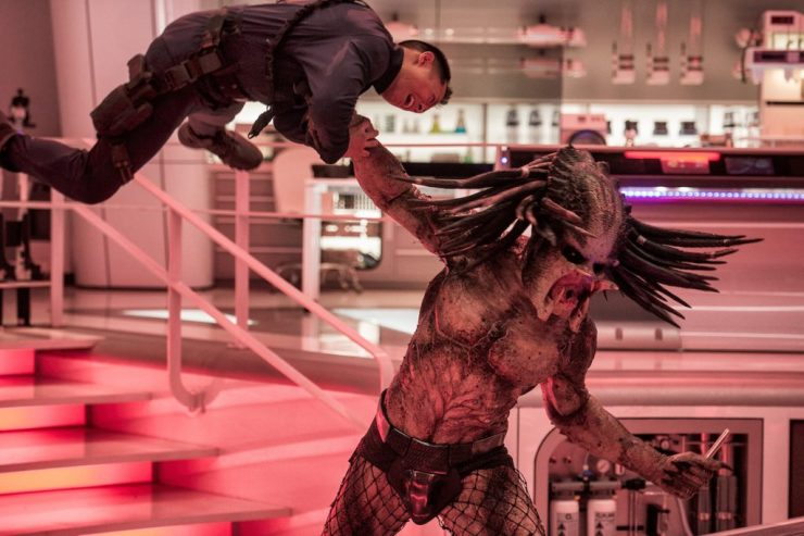 If nothing else, The Predator is better than the two AvP films.