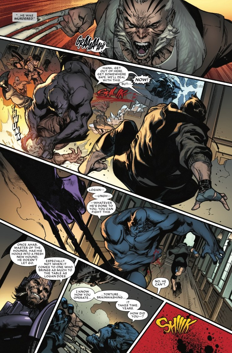 Marvel Preview: Extermination #3