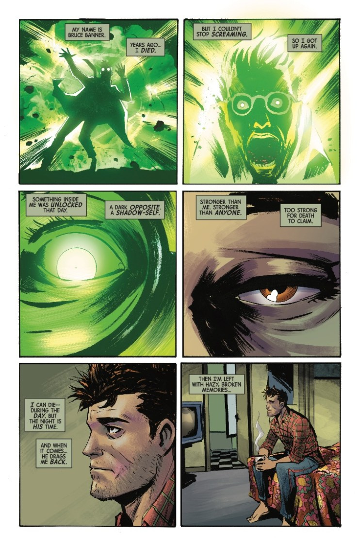Marvel Preview: The Immortal Hulk #6