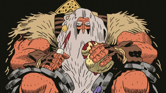 Head Lopper #9 Review
