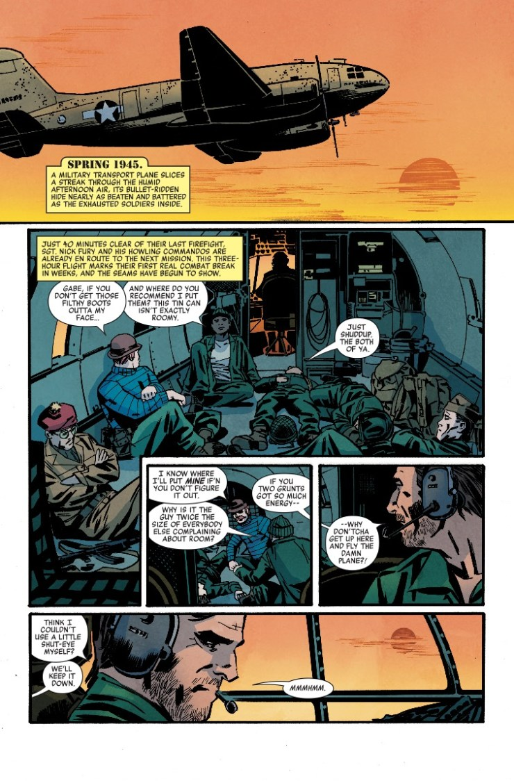 Marvel Preview: Journey into Mystery: The Birth of Krakoa