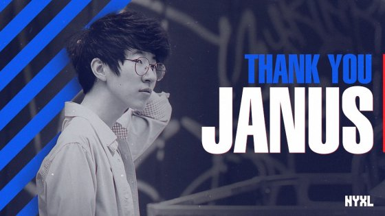 NYXL have removed a coach and now a main tank.