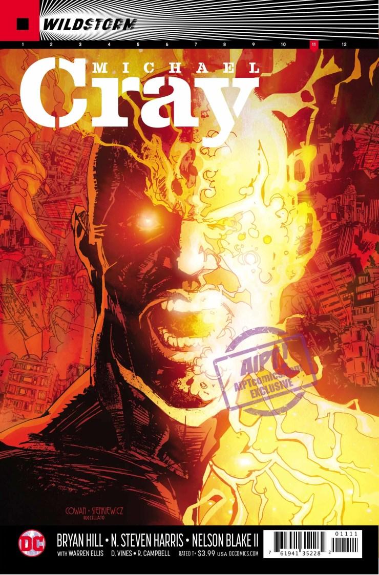 [EXCLUSIVE] DC Preview: Wildstorm: Michael Cray #11