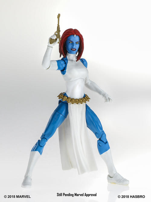 2019 Marvel Legends: Mystique, Weapon X, and more announced at Fan Expo!