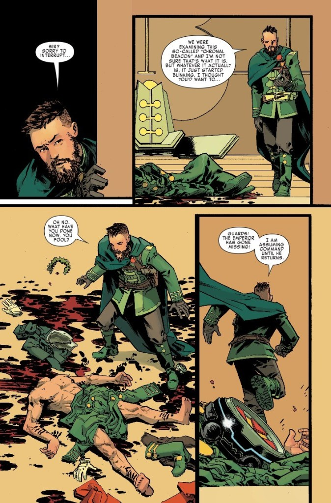 Multiple Man #4 review: Army of me