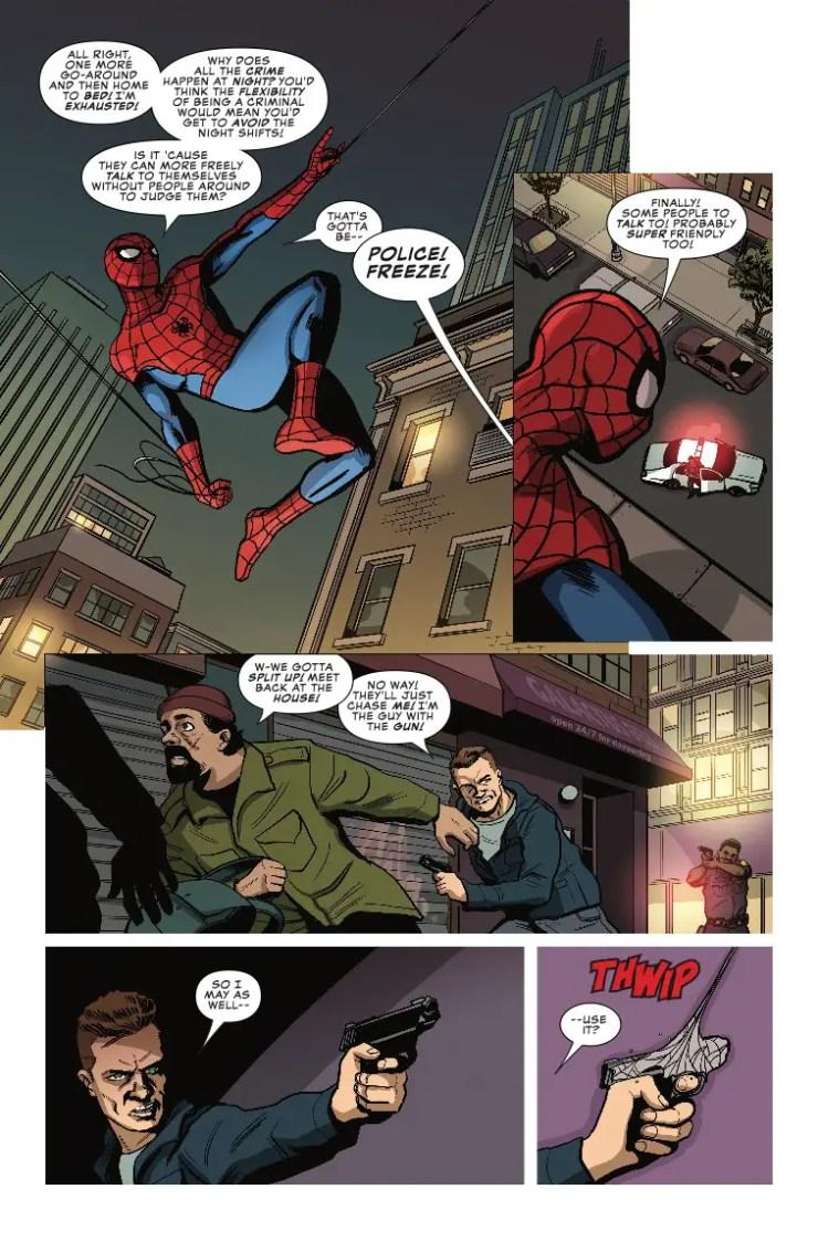 Marvel Preview: Peter Parker: The Spectacular Spider-Man #310
