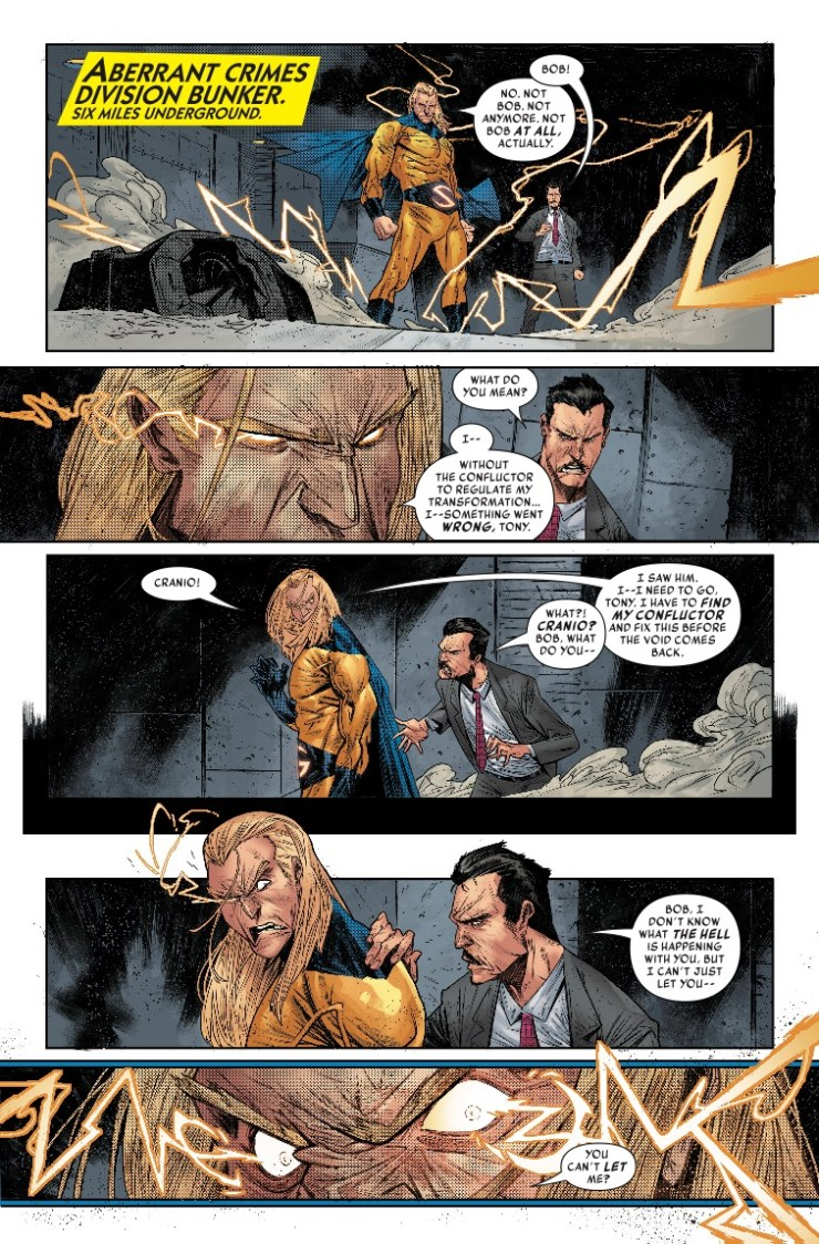 Marvel Preview: Sentry #4